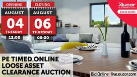 Timed Online Loose Asset CLEARANCE Auction