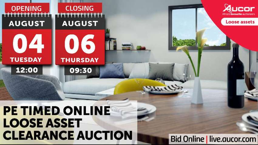 Timed Online Loose Asset CLEARANCE Auction 0