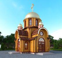 Строительство Храмов производство куполов