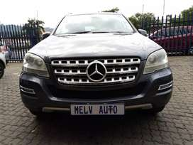 2013 MERCEDES-BENZ ML 350 4MATIC FOR SALE