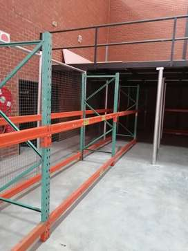 INDUSTRIAL SHELVING NEW & SECOND HAND