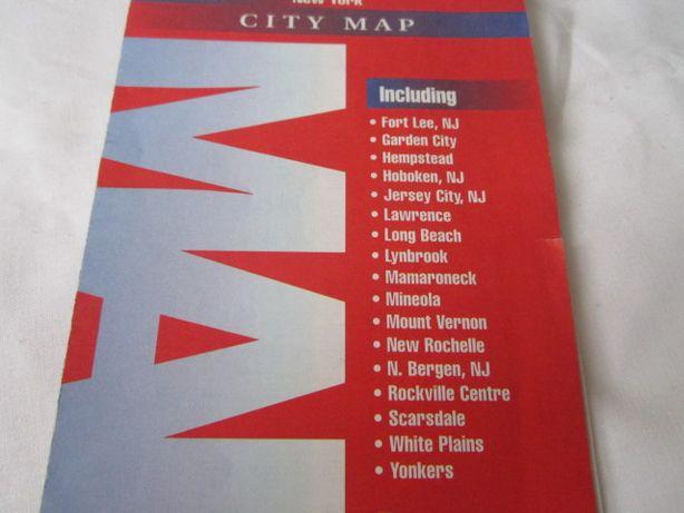 mapa New York City / Nowy Jork Świdnica - image 3
