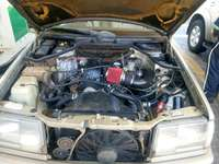 Image of 1984 Mercedes Benz w124