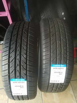 New Sumitomo 205/60/R16, HTR A/S P01 Quality tyres