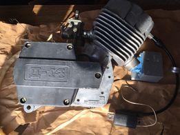 Двигатель мотор двигун дырчик мопед рига. Д4 д6 д8