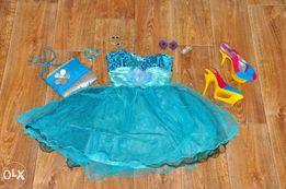 Шикарное платье на торжество!