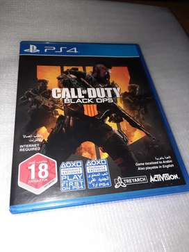 Call Of Duty: Black Ops 4 (PS4 Game)