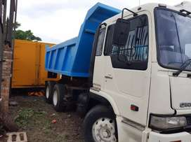 toyota hino 10 cube tipper