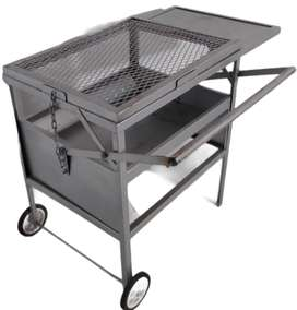 Stainless Steel Braai Stand (Small)
