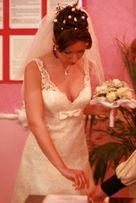 Суперцена! Шикарное кружевное платье из магазина Кокос