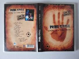 Prime Circle. Living in a Crazy World. Live in Concert.Musical DVD.