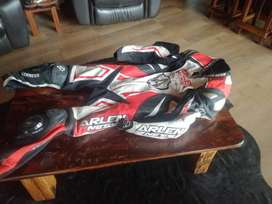 Arlenness Racing suit