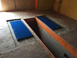 Задние сдвижные платформы для развал-схождения от производителя.
