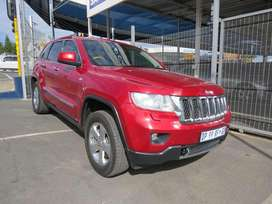 JEEP GRAND CHEROKEE 5.7 HEMIV8 O/LAND