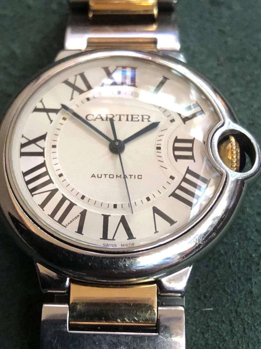 Cartier Watch 0