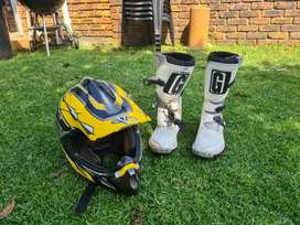 Gaerne youth mx boots