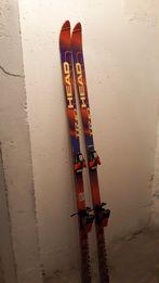 Narty zjazdowe Head Tr10 185cm