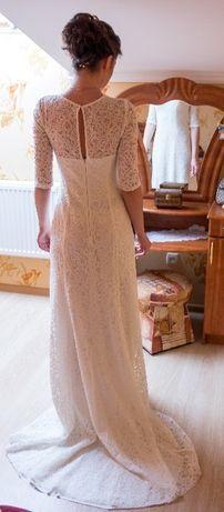 Продам авторське весільне плаття О. Мухи з мережива Луцк - изображение 2