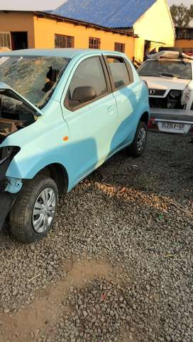 Datsun Go 2017 Stripping for Spares