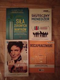 NOWE książki po 10 zl/szt idealne na prezent