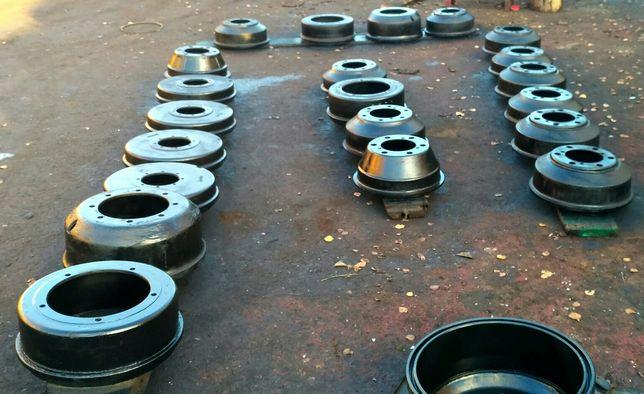 Тормозной барабан Газ 53 3307 66 Паз Зил 130 Камаз Урал с машины НЗ Чернигов - изображение 1