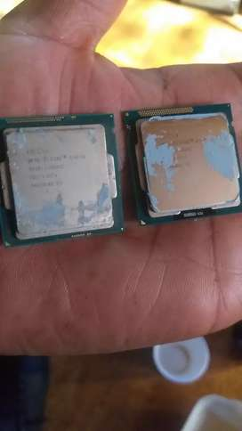 i3 4th gen 3.5ghz and i5 3rd gen 3.2ghz for sale