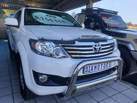 Toyota Fortuner 4.0 V6 Automatic