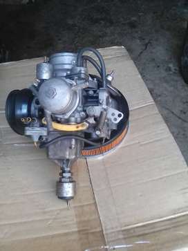 Mercedes Stromberg carburetor