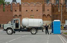 Выкачка выгребных ям и био туалетов