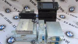 Радиомодуль Монитор блок CCC DVD MK4 блок радио BM54 BMW X5 E53 E70