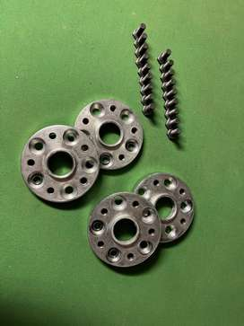 4 x VW/AUDI Wheel Spacers for sale
