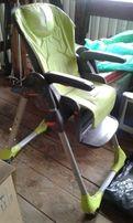 Продам стульчик для кормления Chicco 2 в 1 б/у