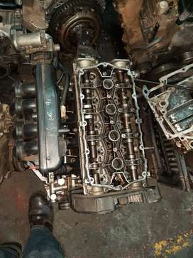 Mg 6 engine stripping for spares