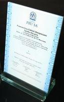 PZU SA. 1 akcja wydanie kolekcjonerskie
