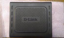 Модем маршрутизатор D-Link DSL-2500U