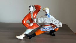 Figurka ZHK Połonne porcelana