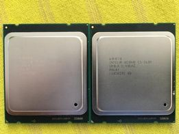 Пара Intel Xeon E5-2609 LGA 2011