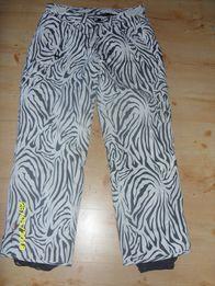 spodnie zimowe na śnieg, narciarskie r XL
