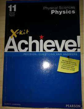 Physical Science Grade 11 Text Books R290