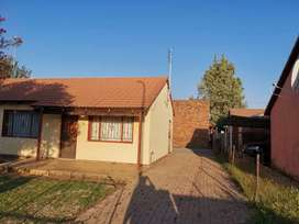 House for sale in unit 8, Mmabatho