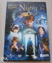 """Niania"" i ""Dzielny Despero"" DVD"