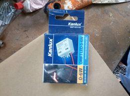 Kanlux DRIFT LED 0-6W Zasilacz elektroniczny LED