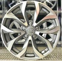 Новые оригинальные литые диски R17 5-112 на Audi A3-5 A6, A7, Q3