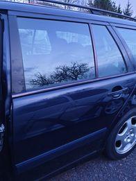 Drzwii mercedes benz w210k lewe tyl kod lakieru 359