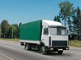 Грузовые перевозки до5 т.Тент.