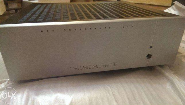 7-и канальный усилитель мощности B&K Reference 125.7 S2 Made in USA