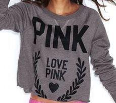 Victoria's Secret XS/S bluza szara oversize 34/36 guess liu jo pinko