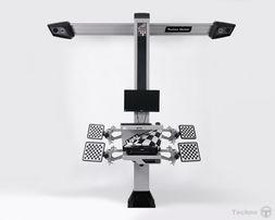 Стенд Развал схождения Техно Вектор 7 Aluminum с технологией 3D