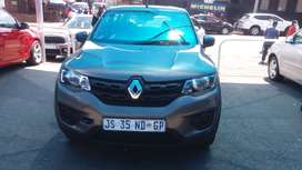 Renault Kwid 1.0 Manual, Service book, 2018