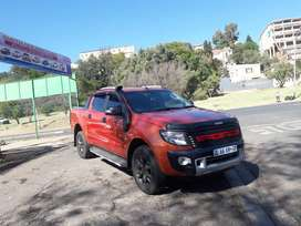 2014 Model Ford Ranger double cab  2.2TDCi P/U D/C